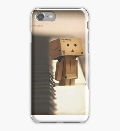 The key of Danbo iPhone Case/Skin