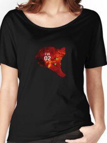 Galaxy Eva 02 Women's Relaxed Fit T-Shirt