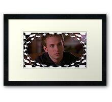 Buffy Andrew Framed Print