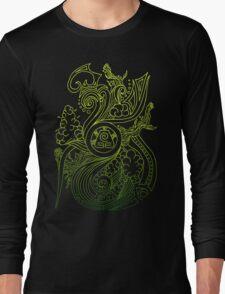 Earth Spirit. Long Sleeve T-Shirt