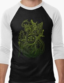 Earth Spirit. Men's Baseball ¾ T-Shirt