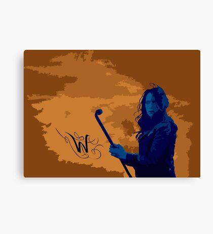 Wynonna Canvas Print