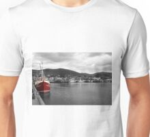 Red Fishing Trawler  Unisex T-Shirt