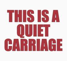 Quiet Carriage Kids Clothes