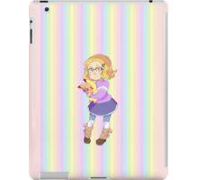 Pika-girl iPad Case/Skin