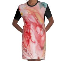 Vulva I Graphic T-Shirt Dress