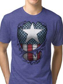 Captain Shirt Tri-blend T-Shirt