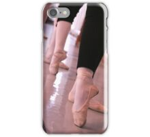 Ballet. Barre. Tendu iPhone Case/Skin