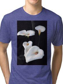 Lilies Tri-blend T-Shirt