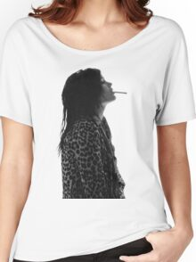 Alison Mosshart Women's Relaxed Fit T-Shirt