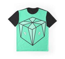 Cube Eye Graphic T-Shirt