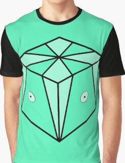 Cube Eye Graphic T-Shirt