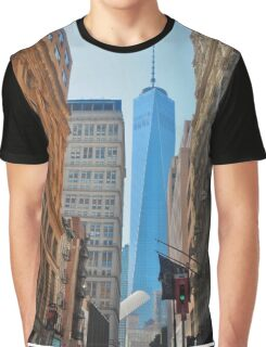 1 WTC #2 Graphic T-Shirt