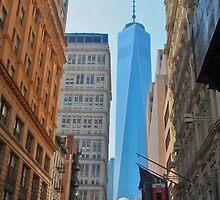 1 WTC #2 by Stephen Burke