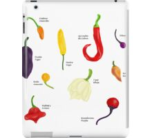 Chilies Galore! iPad Case/Skin