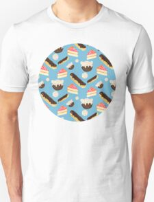 sweet things (blue) T-Shirt