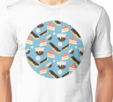 sweet things (blue) Unisex T-Shirt