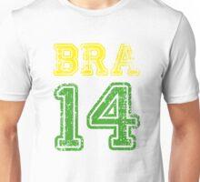 BRAZIL 2014 Unisex T-Shirt