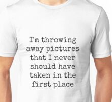 PHOTOS Unisex T-Shirt