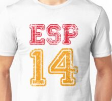 SPAIN 2014 Unisex T-Shirt