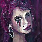 Sad Lisa by olivia-art