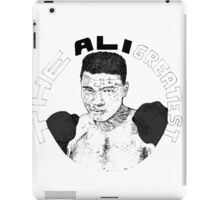 Ali - The Greatest iPad Case/Skin