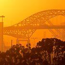 Steel Sunset by RichCaspian