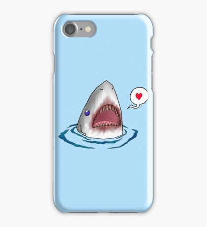 Sharky Love iPhone Case/Skin