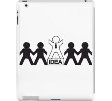 successful winner champion idea iPad Case/Skin