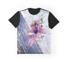 Shattered Catalyst Graphic T-Shirt