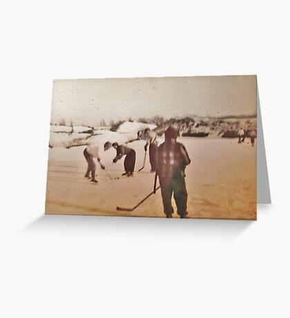 Farewell Gordie Howe (1928 - 2016) Greeting Card