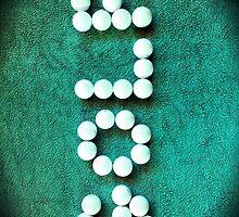 Golf Balls by PandMandC
