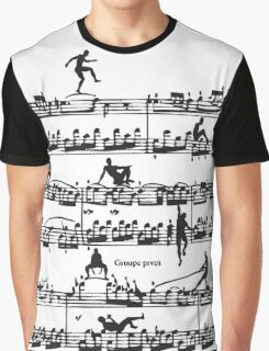 Mozart Men Graphic T-Shirt
