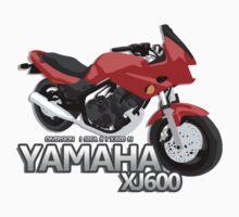 Yamaha XJ 600 Diversion Seca II  by DetonationCloth