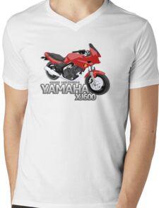 Yamaha XJ 600 Diversion Seca II  Mens V-Neck T-Shirt