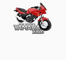 Yamaha XJ 600 Diversion Seca II  Men's Baseball ¾ T-Shirt