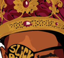 SLICK RICK Sticker