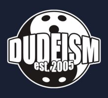 Dudeism... the Yin-Yang by VashCrow