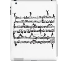 Mozart Men iPad Case/Skin