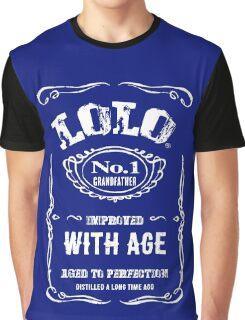 Vintage Lolo Filipino Grandfather Graphic T-Shirt