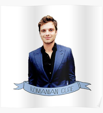 Romanian Angel Poster