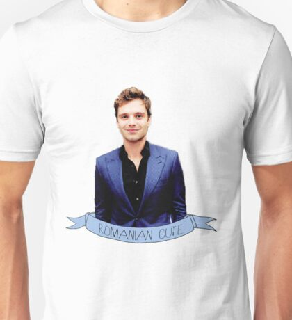 Romanian Angel Unisex T-Shirt