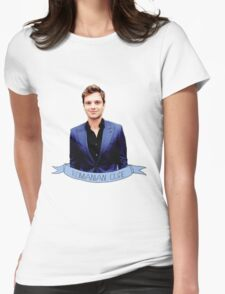 Romanian Angel Womens Fitted T-Shirt