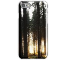 Forest Apocalypse iPhone Case/Skin