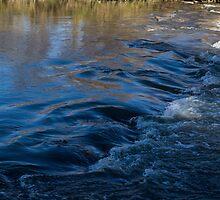 River Rush by Georgia Mizuleva