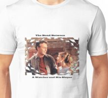 Buffy Giles Watchers Love Unisex T-Shirt