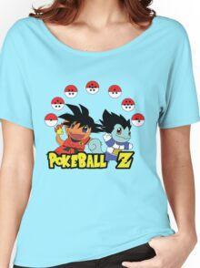 Poke Ball Z Women's Relaxed Fit T-Shirt