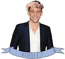 Tom Hiddleston by Songoftheriver