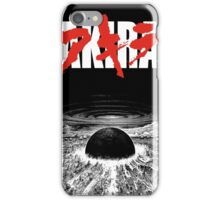 AKIRA - Neo Tokyo Is About To Explode iPhone Case/Skin