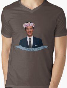 Benny! Mens V-Neck T-Shirt